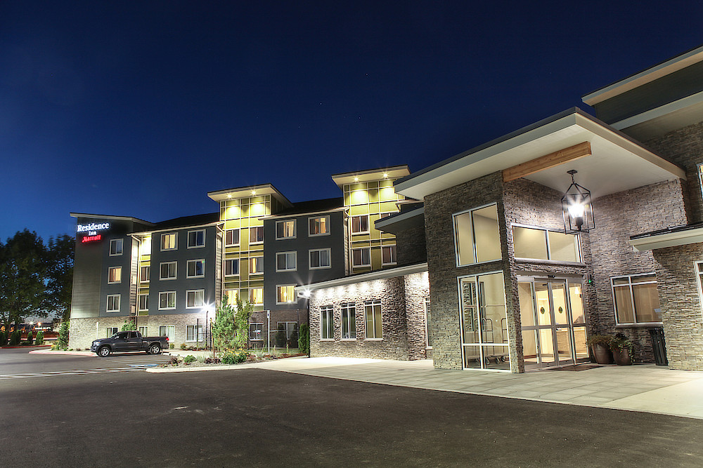 Residence Inn Marriott - Hillsboro, Oregon - Outside